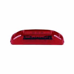 Peterson M160r Piranha Led Thin Line Clearance Side Marker Light Red