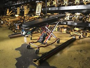 16 Ferno Powerflexx St Stat Track Cot Ambulance Stretcher Stryker Saej3027 Comp