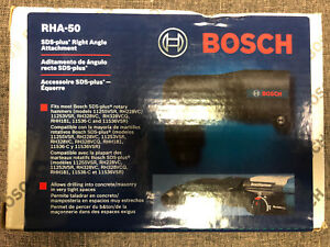Bosch Sds plus Right Angle Rotary Hammer Attachment Rha 50 2608000620 Brand New