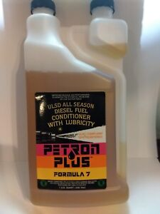 Petron Plus Diesel Fuel Additive Treats 500 Gal Epa Approved