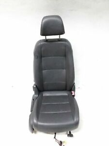 2006 2009 Vw Jetta Mk5 4 Door Leather Front Right Heated Seat Factory Oem