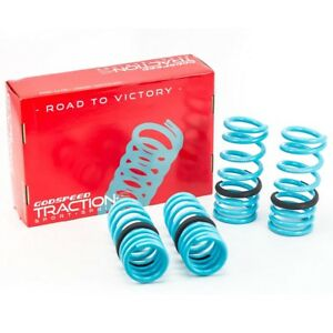 Godspeed Project Traction S Lowering Springs For Nissan 370z Z34 2009 2017