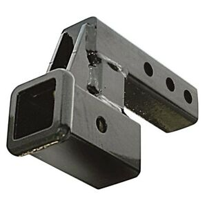 Meyer Home Plow 2 In Receiver Hitch Adapter With 4 In Drop Rise