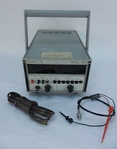 Vintage Darcy Tsi Digital Frequency Meter