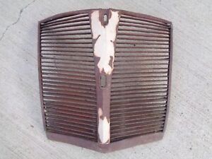 1940 Mercury Grille Older Aftermarket