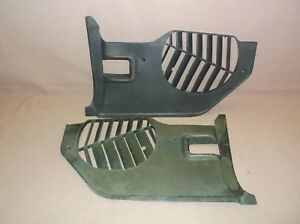 1969 1970 Mercury Cougar Xr 7 Ford Mustang Mach I Boss Shelby Gt Pr Kick Panels