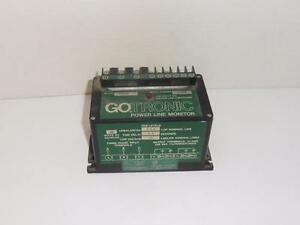 Gotronic 553100 240v Power Line Monitor Used