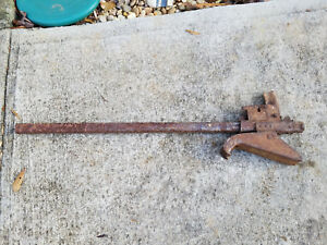 1965 Chevelle Malibu Factory Oem Bumper Jack With Hook