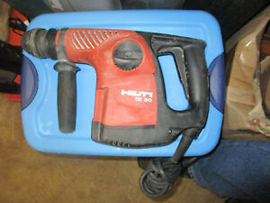 Hilti Te 30 Hammer Drill Demolition Chiseling Combihammer