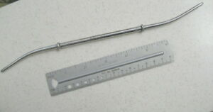 Miltex Hank Urethral Sounds 15 16 Fr Double Ends New Free Us Shipping