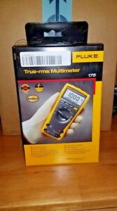 Fluke 175 True Rms Digital Multimeter Kit New