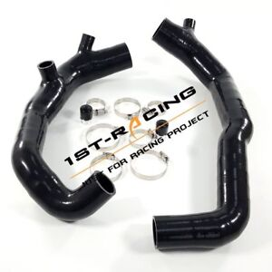 2 2 Inch High Flow Turbo Inlet Pipe Hose Bmw 135i 335i 535i Xi 3 0l 1m N54 1st