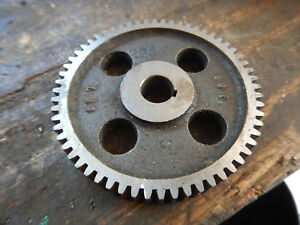 Older Metal Lathe 60t Change Gear