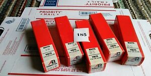 Lot Of 5 American Beauty Soldering Iron Heating Elements 9010