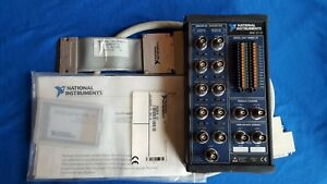 National Instruments Complete Data Acquisition System Bnc 2110 daqcard pcmcia