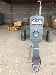 Lincoln Sa 200 Pipeliner Gas Powered Stick Welder Continental F 163 Engine