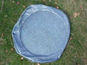 Spare Tire Cover Protector Bag 1pc For 1969 77 Pontiac Gto 2 Door Hardtop Coupe