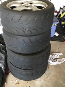 Porsche 17 Oem Wheels And Tires
