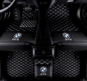 Bmw 3 Series 320i 320i Xdrive 325i 328i 330i Waterproof Floor Mats Knitting Logo