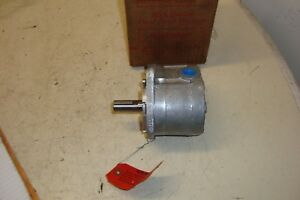 Ford Tractor Front Loader Hydraulic Pump Danfoss Fluid Power