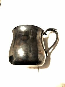 Reed Barton 866 Silver Plate Baby Cup Creamer Demi Cup 761