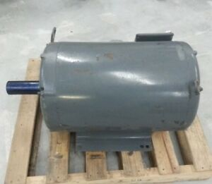 Baldor H2547t 60 Hp Electric Motor 230 460 Vac 60 Hz