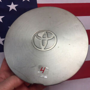 1 Oem 98 03 Toyota Sienna Avalon Center Cap Hubcap Alloy P N 42603 Ae010