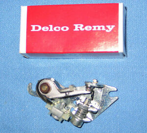 Delco Remy D106ps 1966289 Contact Set New Free Shipping
