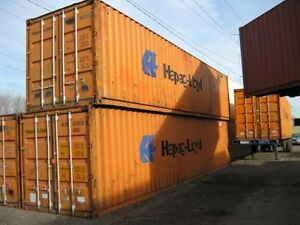 40 Cargo Container Shipping Container Storage Container In Denver Colorado