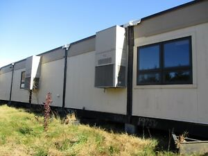151x66 Mobile Modular Trailer Classroom Sales Office Trailer Complex