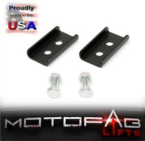 Motofab Magnaride Relocation Brackets For Leveling Kit Gmc Denali Yukon