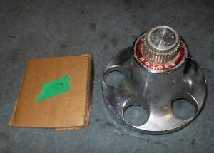 Amc Amx Javelin Gremlin Pacer Hornet Volcano Rally Wheel Center Cap 14 15 Nr