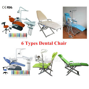 Portable Dental Delivery Unit Chair Computer Controlled Equipment All Types