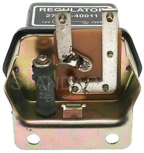 Voltage Regulator Standard Vr 610 Fits 69 72 Toyota Land Cruiser