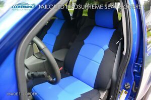 Coverking Custom Tailored Neosupreme Front Seat Covers For Nissan Titan