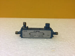Krytar 2618 hp 0955 0148 1 7 To 20 Ghz 3 5mm f Directional Coupler Tested