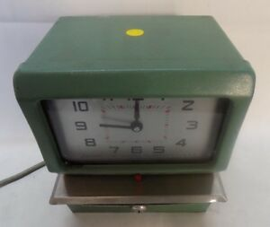 Acroprint Time Recorder Time Clock P150nr4
