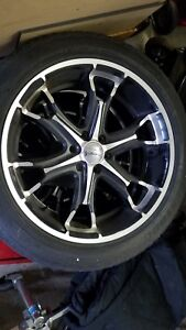 22 Ford F150 Navigator Or Expedition Wheel Rims Set 4 With Locking Lug Nuts