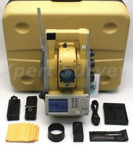 Topcon Is 203 3 Robotic Surveying Imaging Total Station Is 203 Is203