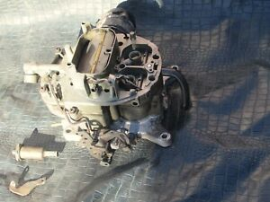 1970 Ford Mercury 390 428 Autolite 4300 4 barrel Carburetor Carb D0pf af Nice