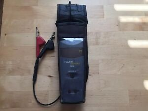 Used Fluke Networks Ts100 With Case