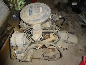 1979 Ford Fiesta Kent 1 6l Complete Engine