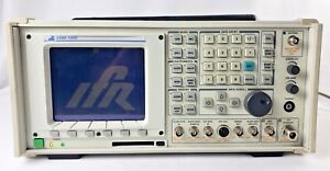 Ifr Com 120c Communications Service Monitor Aeroflex works Free Shipping