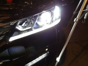 Led Headlight Bulbs 16 17 Accord Complete Front back Kit Free Interior Led s