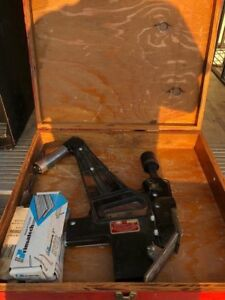 Powernail Co Model 145 Hardwood Flooring Mallet Nailer