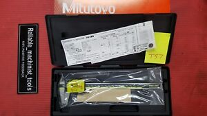 new Mitutoyo Japan Made 8 Inch Absolute Digital Caliper machinist Tool T57