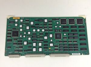 Hp 77100 65550 R theta Ac 20mb Board For Sonos 5500 Ultrasound