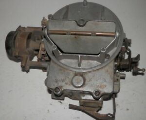 Ford Autolite 2bbl Carburetor 1 08 Model 2100