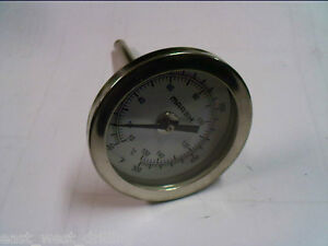 Atlas Copco Hydraulic Temperature Gauge 50463454 Ingersoll rand Drill Rig Air Co