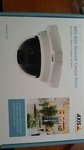 Axis M3203 Poe Dome Network Ip Surveillance Security Cctv Camera